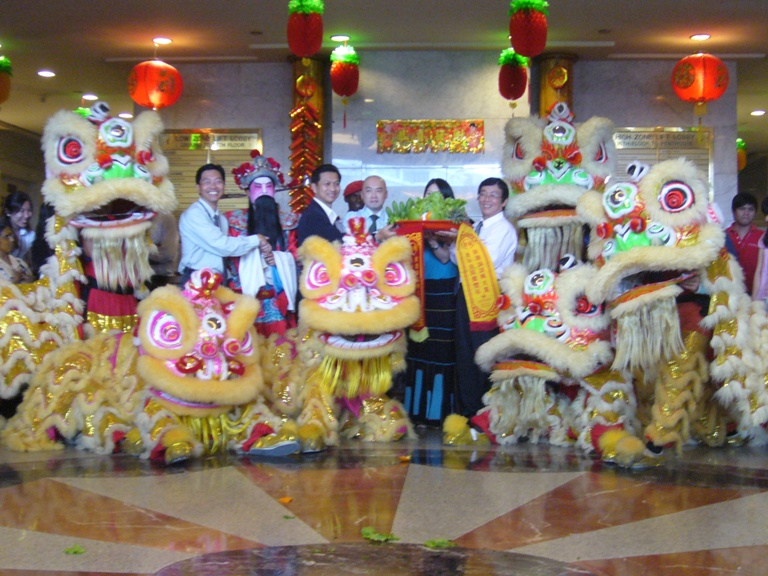 Chinese New Year Performance